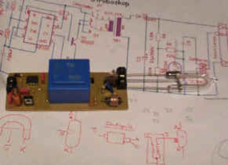 49. 12-Volt Stroboskop... auf Knolles Elektronik Basteln Page ...